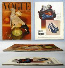 Vogue Magazine - 1946 - December